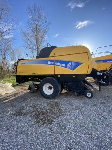 BIG BALER NEW HOLLAND BB 9080 USATA 4307
